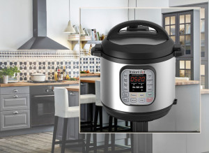 Fry Your Food With a Rock Solid Pressure Cooker